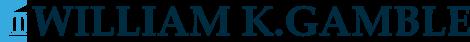 William K. Gamble  logo